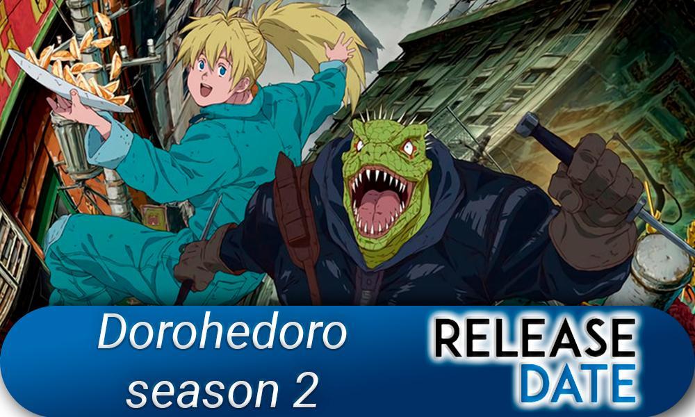 Dorohedoro-season-2